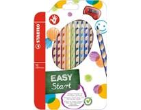 Pastelky EASYcolors pre pravákov Stabilo 12ks