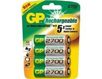 Batérie Recyko 2700 HR6 AA GP 4ks