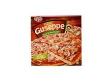 Dr.Oetker Guseppe Pizza šunka a šampiňóny mraz. 1x425 g