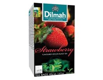 Dilmah Strauberry/Jahoda čierny čaj 1x40 g