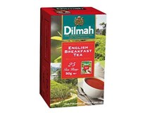 Dilmah English breakfast gourmet čierny čaj 1x50 g