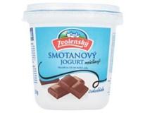 Zvolenský Smotanový jogurt čokoláda chlad. 1x320 g