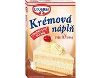 Dr.Oetker Krémová náplň vanilka 5x65 g