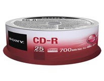 Sony CD-R 70/48/25/CB 1ks
