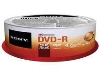 Sony DVD-R 47/16/25/CB 1ks