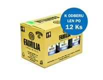 GAS Familia vodka de luxe 40% 1x200 ml (min. obj. 12 ks)