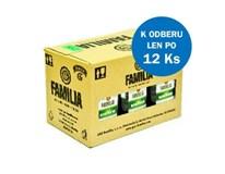 GAS Familia  borovička 40% 1x200 ml (min. obj. 12 ks)