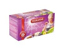 Teekanne čaj Granny´s Finest ovocný čaj 3x50 g