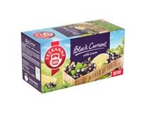 Teekanne Black Currant whit lemon ovocný čaj 3x50 g