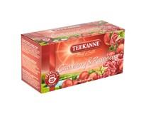 Teekanne Cranberry&Raspberry ovocný čaj 3x45 g