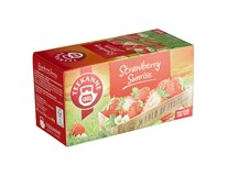 Teekanne Strawberry Sunrise ovocný čaj 3x50 g