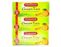 Teekanne Orange zelený čaj 3x35 g