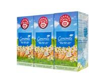 Teekanne Rumančekový bylinný čaj 3x22 g