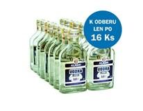 St. Nicolaus Klasik Vodka jemná 40% 1x200 ml (min. obj. 16 ks)