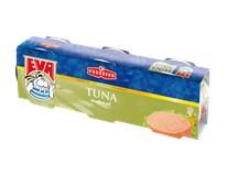 EVA Tuniak v olivovom oleji 3x80 g