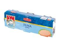 EVA Tuniak vo vlastnej štave 3x80 g