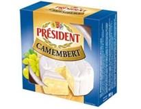 Président Camembert prírodný syr s bielou plesňou chlad. 5x90 g