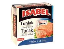 Isabel Tuniak vo vlastnej šťave 10x80 g