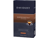 Davidoff Espresso  Intense káva mletá 1x250 g