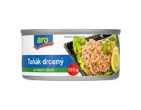ARO Tuniak drvený vlastná šťava 6x185 g