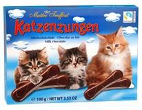 Maitre Truffout Mačacie jazýčky mliečne 1x100 g