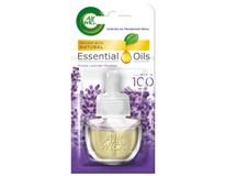 Air wick Essential Oils electric levanduľa náhradná náplň 1x19 ml