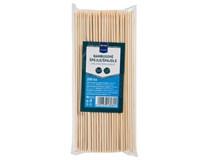 Špajle bambusové 20cm Metro Professional 200ks