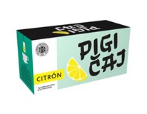 BOP Pigi citrón čierny čaj 3x30 g