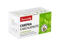 BOP Chrípka a nachladnutie funkčný čaj 3x22,5 g