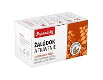 BOP Žalúdok a dobré trávenie funkčný čaj 3x22,5 g