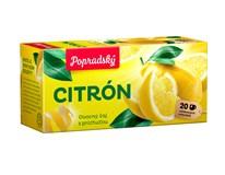 BOP Citrón ovocný čaj 3x40 g