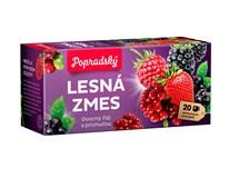 BOP Lesná zmes ovocný čaj 3x40 g