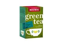 Mistral Zelený čaj Limetka a eukalyptus 3x30 g