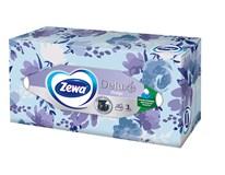 Zewa vreckovky soft&strong box 3-vrstvové 3x90 ks
