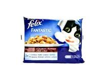 Felix kapsička králik a jahňa želé 4x100 g