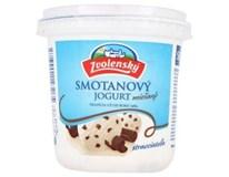 Zvolenský Smotanový jogurt stracciatela chlad. 1x320 g