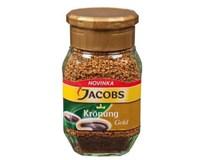 Jacobs Krönung Gold káva instantná 6x100 g