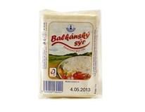 Balkánsky syr biely slaný porcie chlad. 1x360 g VB