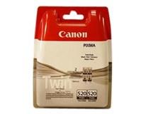 Cartridge PGI-520BK twinpack Canon 1ks