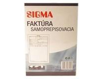 Faktúra Daňový doklad A5/50 listov SIGMA 10ks