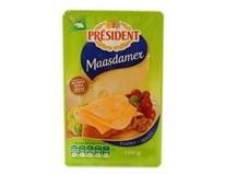 Président Maasdamer plátky chlad. 1x100 g