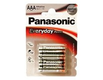 Batérie Everyday LR03 EPS/4PD Panasonic 4ks