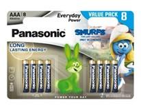 Batérie Everyday Power LR03EPS AAA Panasonic 8ks