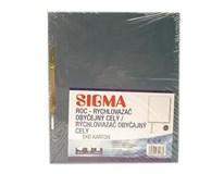 Dosky papierové roc modré SIGMA 10ks