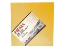 Dosky mapa 251 žlté SIGMA 10ks