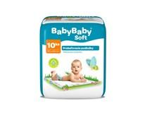 BabyBaby soft podložky 60x60cm 1x10 ks