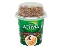Danone Activia Zdravé ráno jogurt biely čokoládové musli a oriešky chlad. 10x170 g