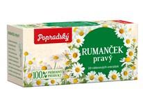 BOP Rumanček pravý bylinný čaj 3x24 g