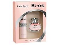 BI-ES Pink Pearl for woman EDP 50ml +deodorant 150 ml