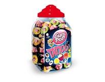 Gum Pop Lízanka s ovocnou príchuťou a tetovačkou 100x18 g
